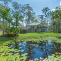 Hidden Oasis on nearly 5 acres, minutes to Noosa