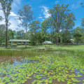 Picturesque acreage with the possibility for dual living!