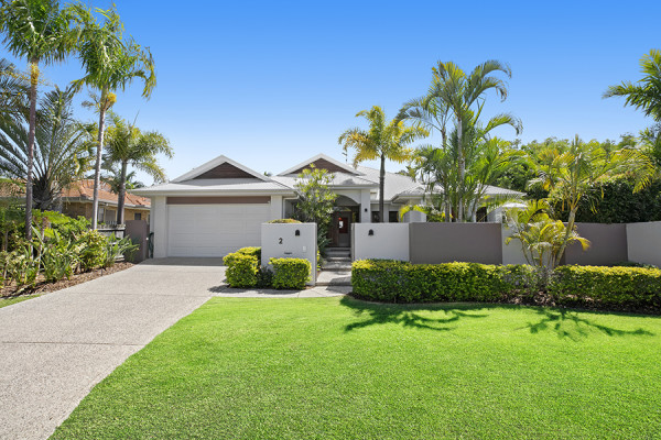 Noosa Waters Family Home