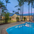 Picturesque position in Noosa Waters